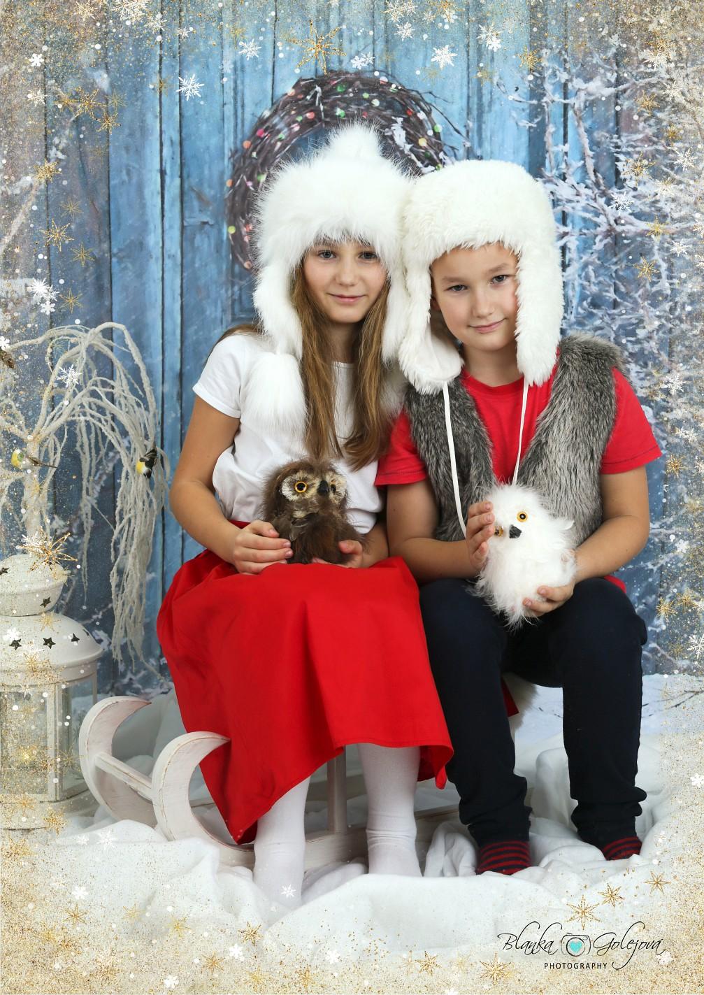 Vianocne fotenie Bratislava