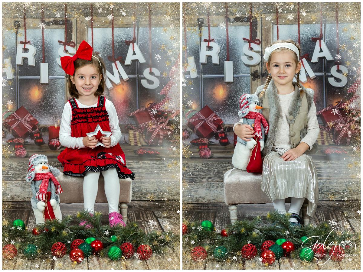Vianoce fotopozadia pre fotenie deti
