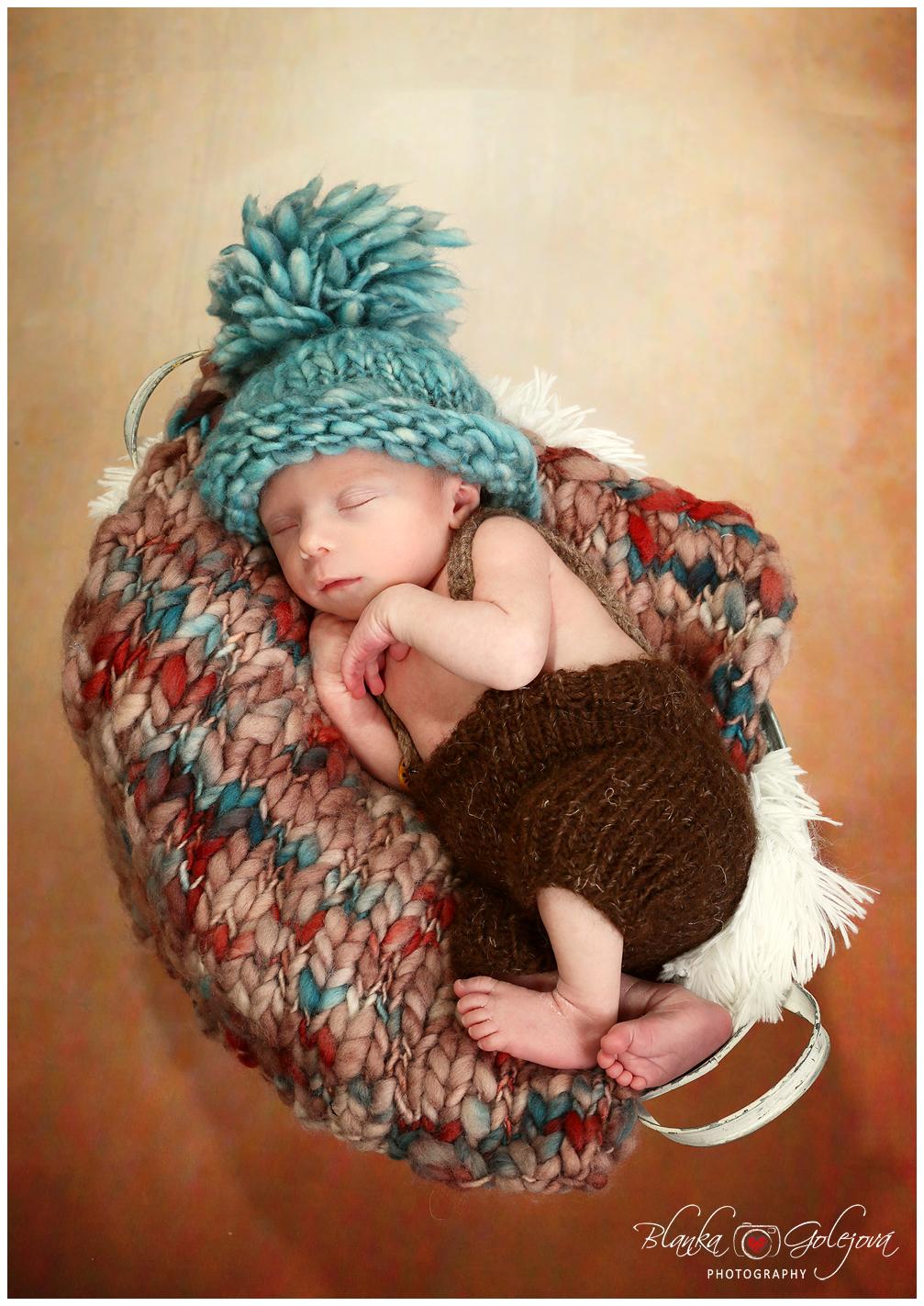 Ako upravit fotky novorodencov
