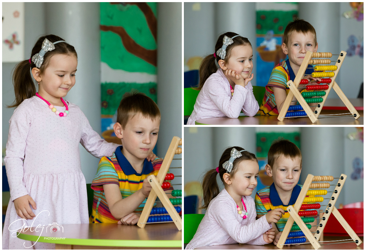Priprava skolkarov do skoly
