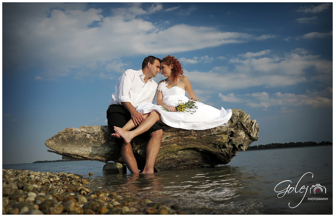 Sikovny svadobny fotograf