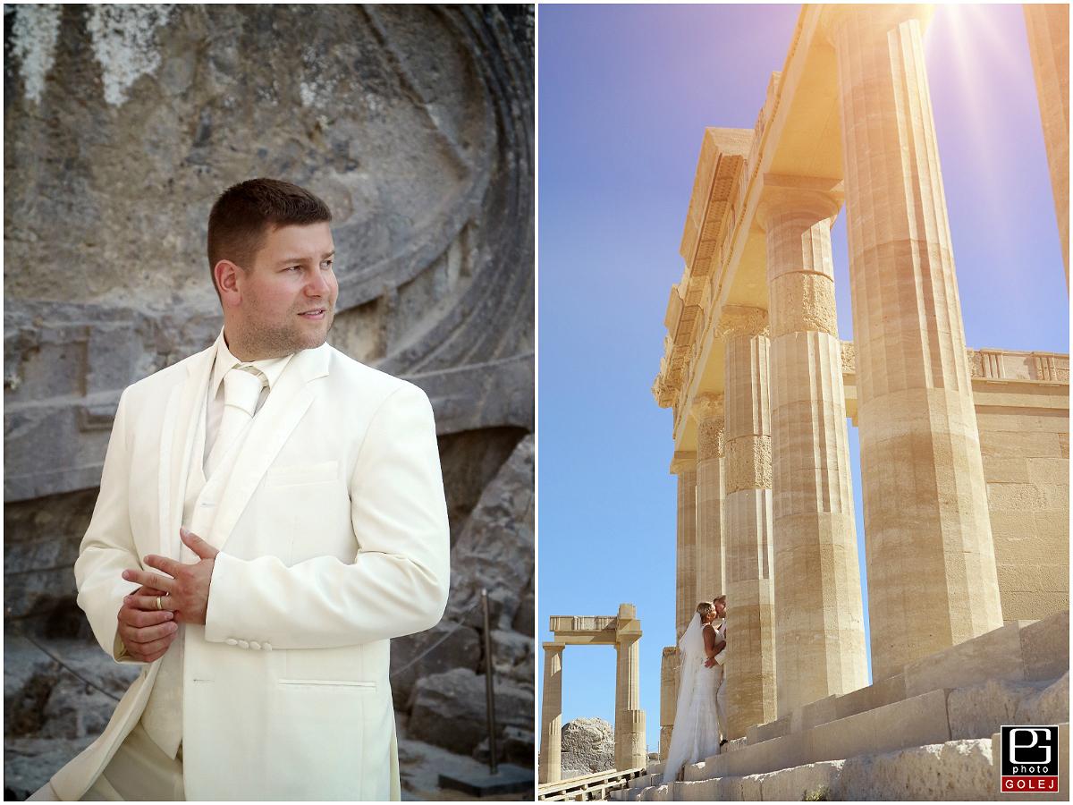 Svadba v Grecku