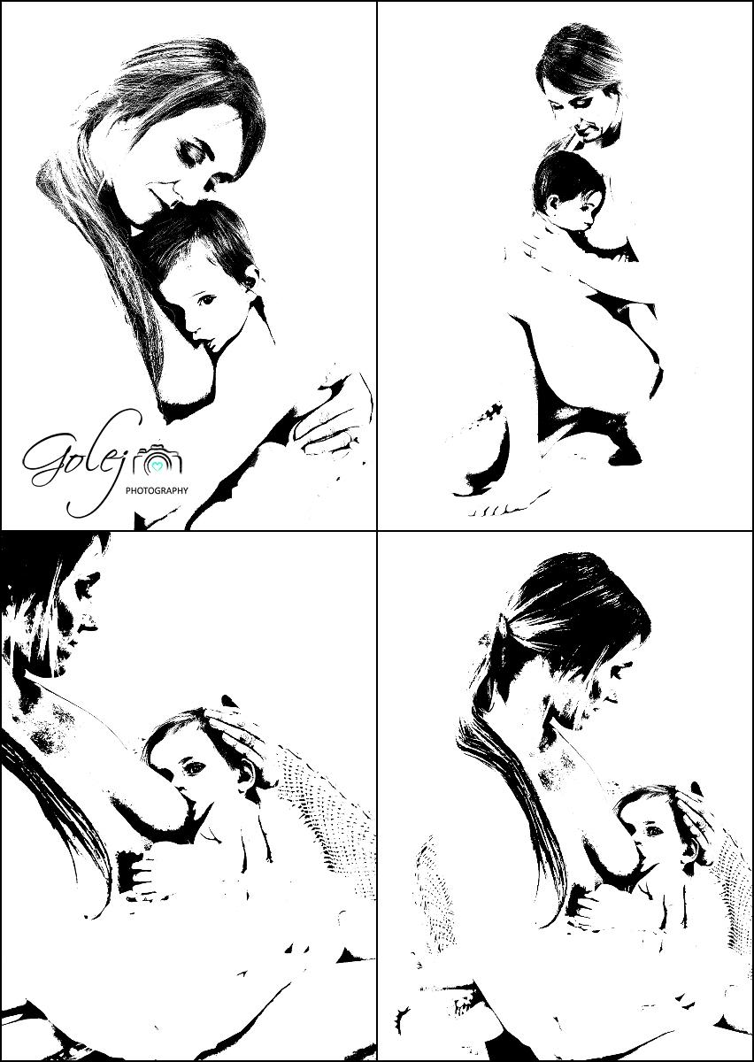 Dojčenie photo Golej
