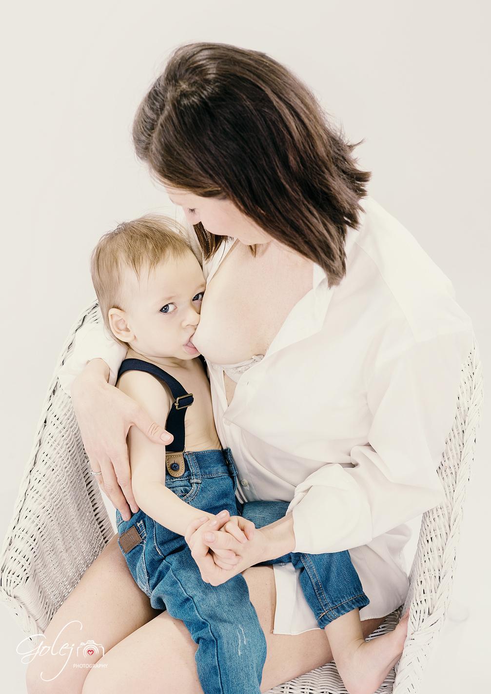 Dojcit deti je zdrave