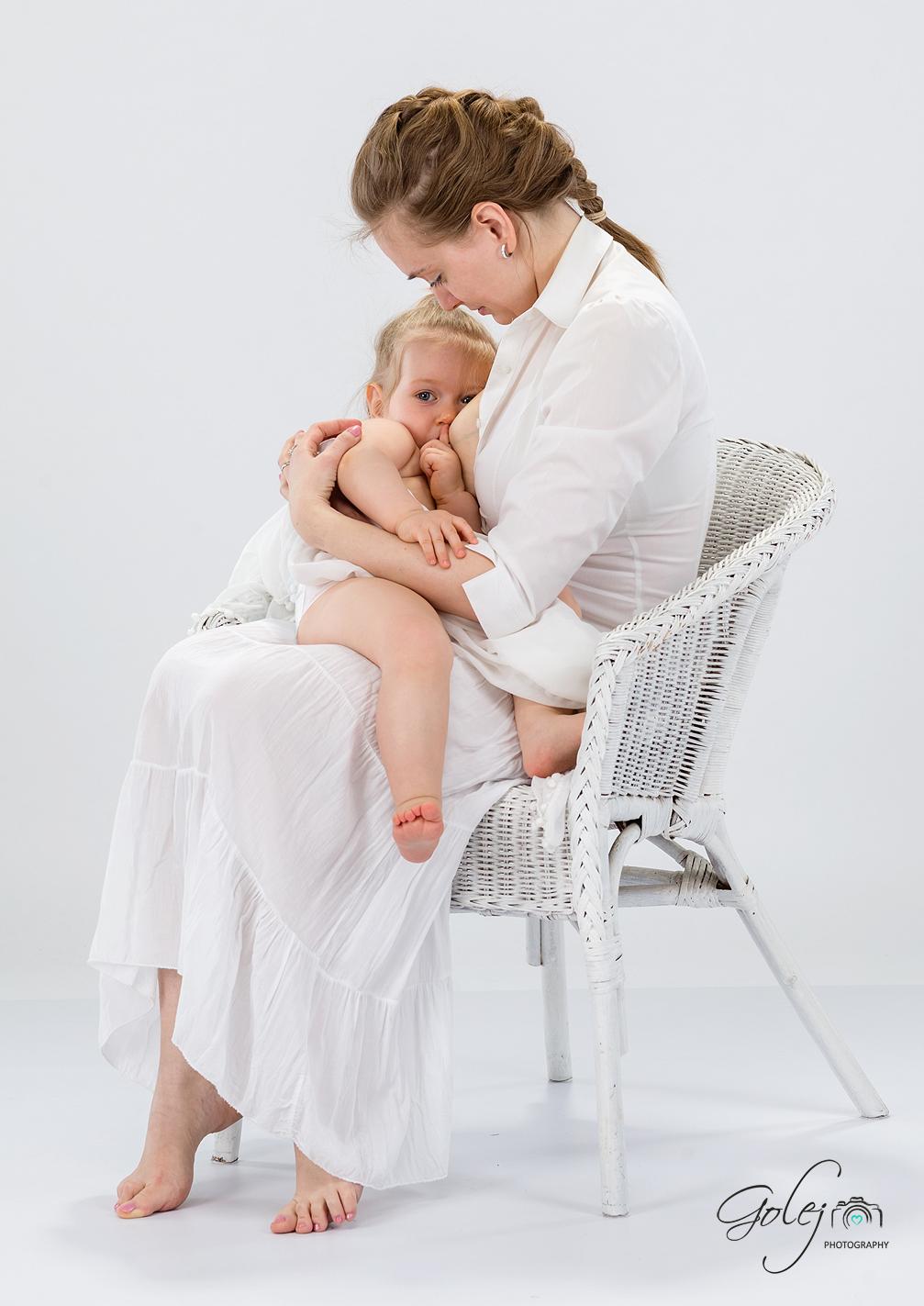 Matky ktore dojcia