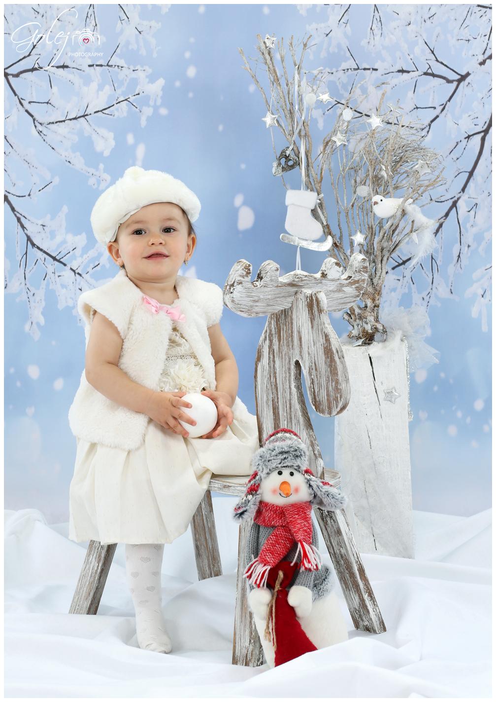 Vianočné fotky deti