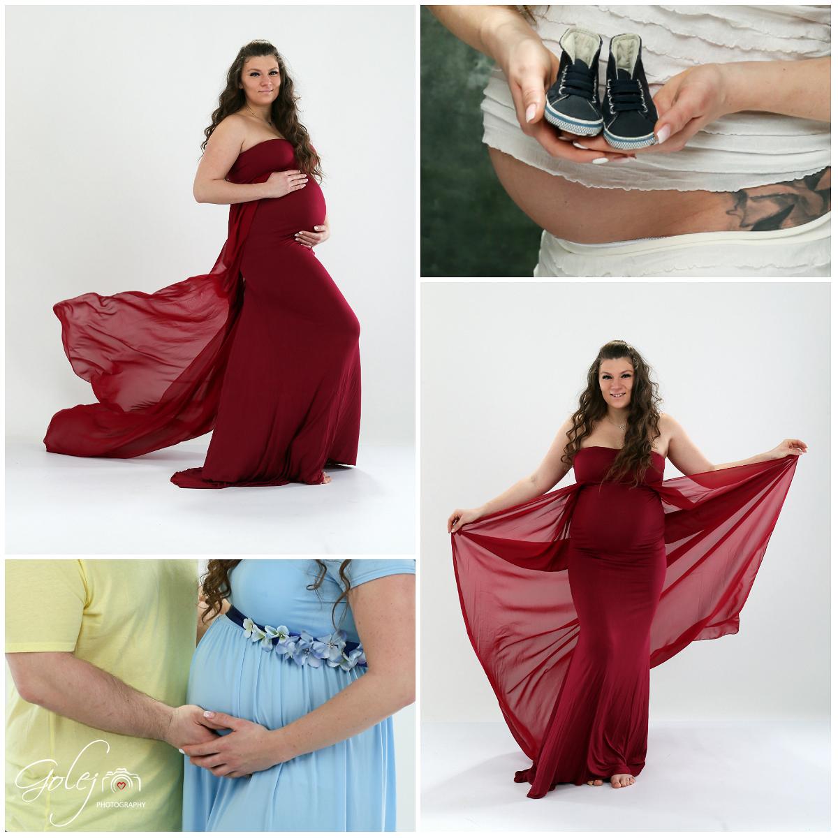 Šaty pre tehotné