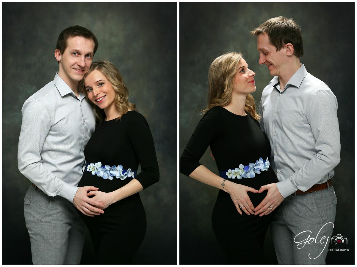 Profesionlne tehotenske fotky