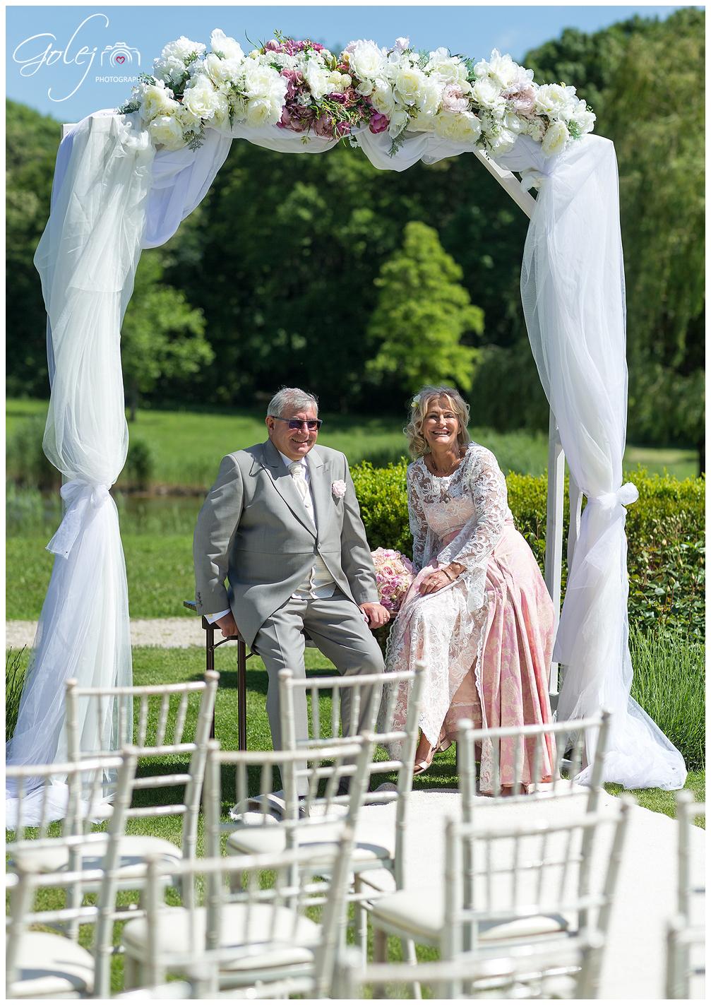 Fotenie pred svadbou