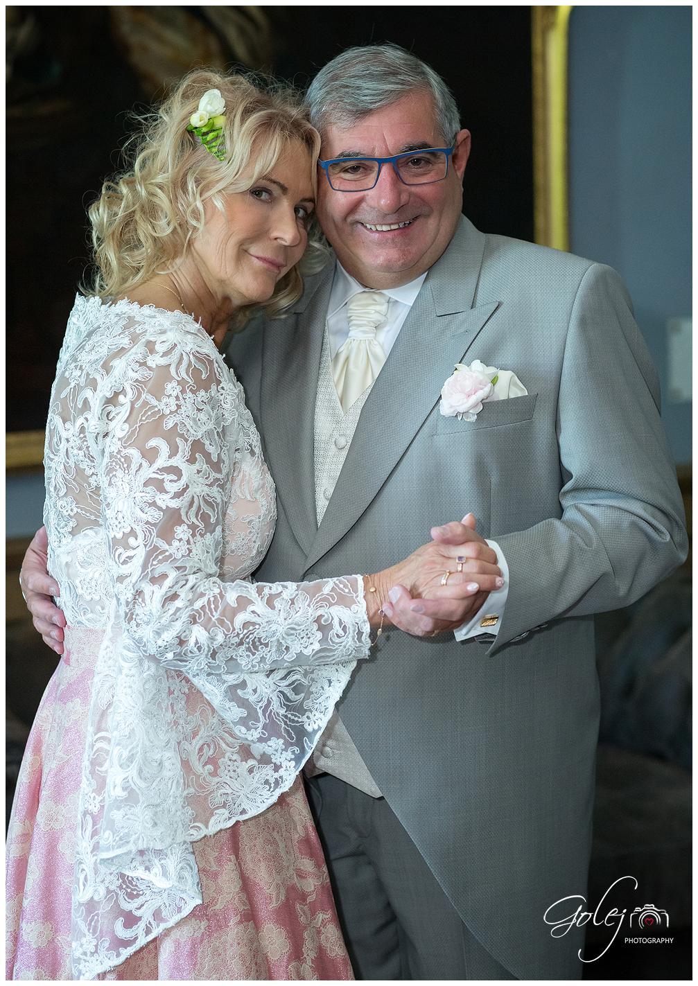 Na svadbu nie je nikdy neskoro