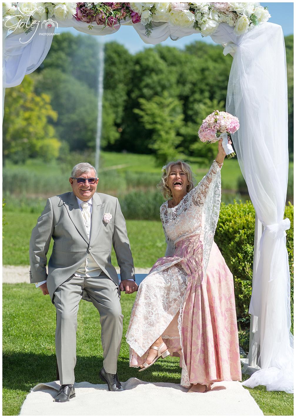 Vesela svadba Chateau Bela