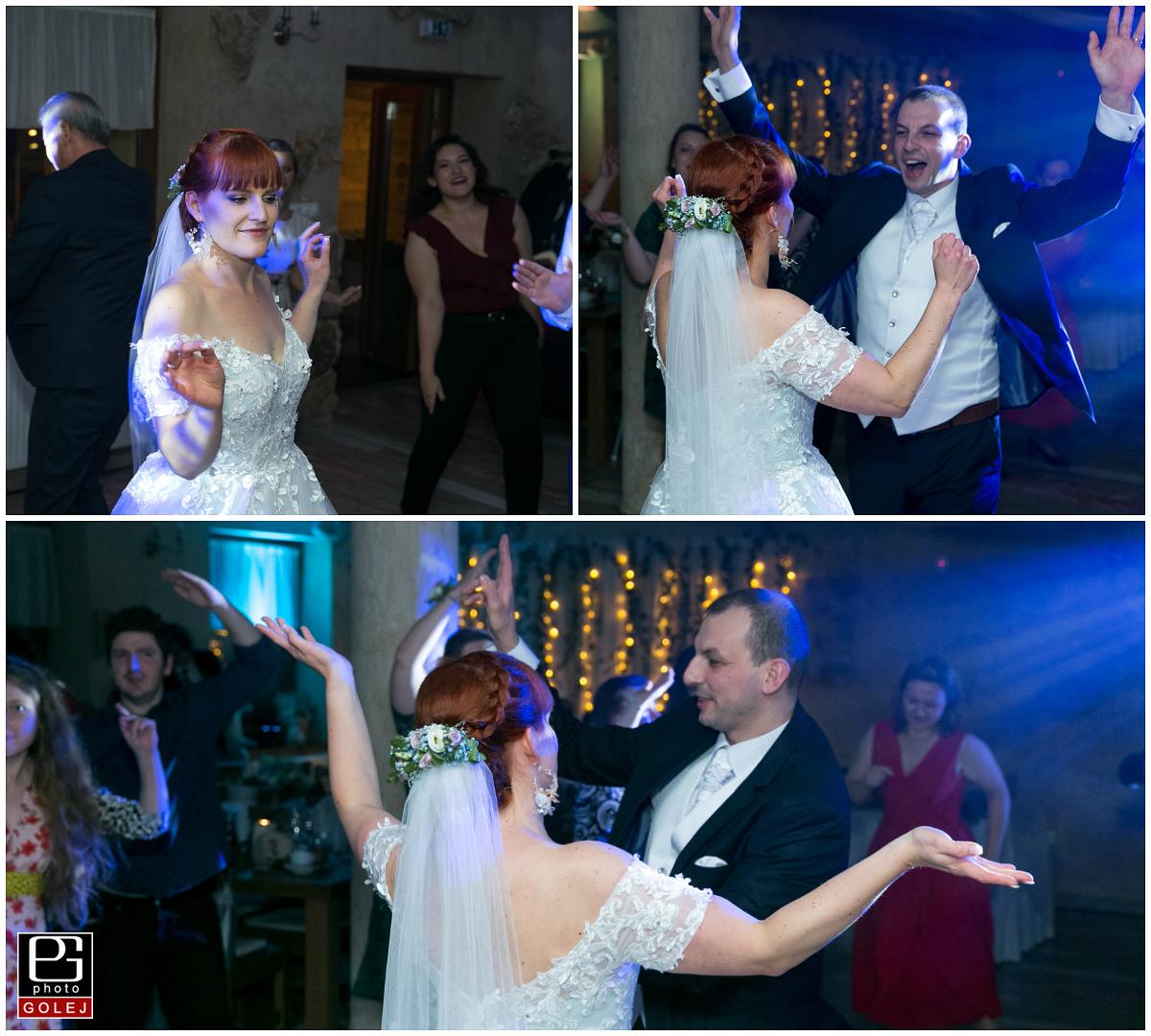 Hotel Partizan svadobna zabava