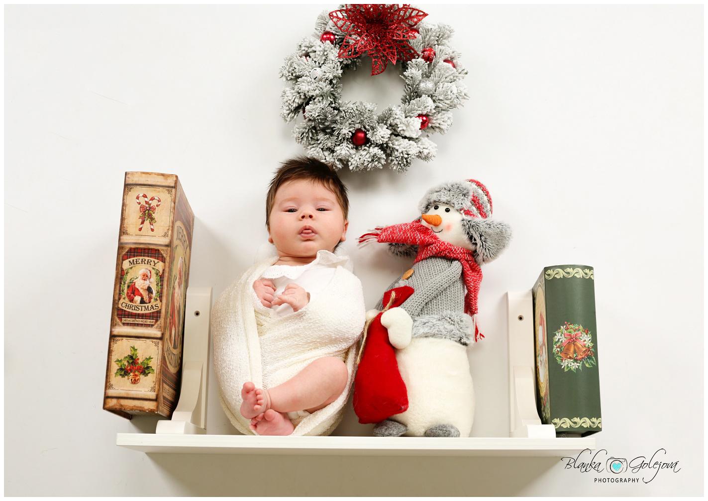 Fotoatelier pre novorodencov
