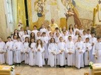 Sväté prijímanie Covid-19